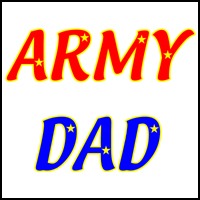 Military T-shirts and other clothing and gifts